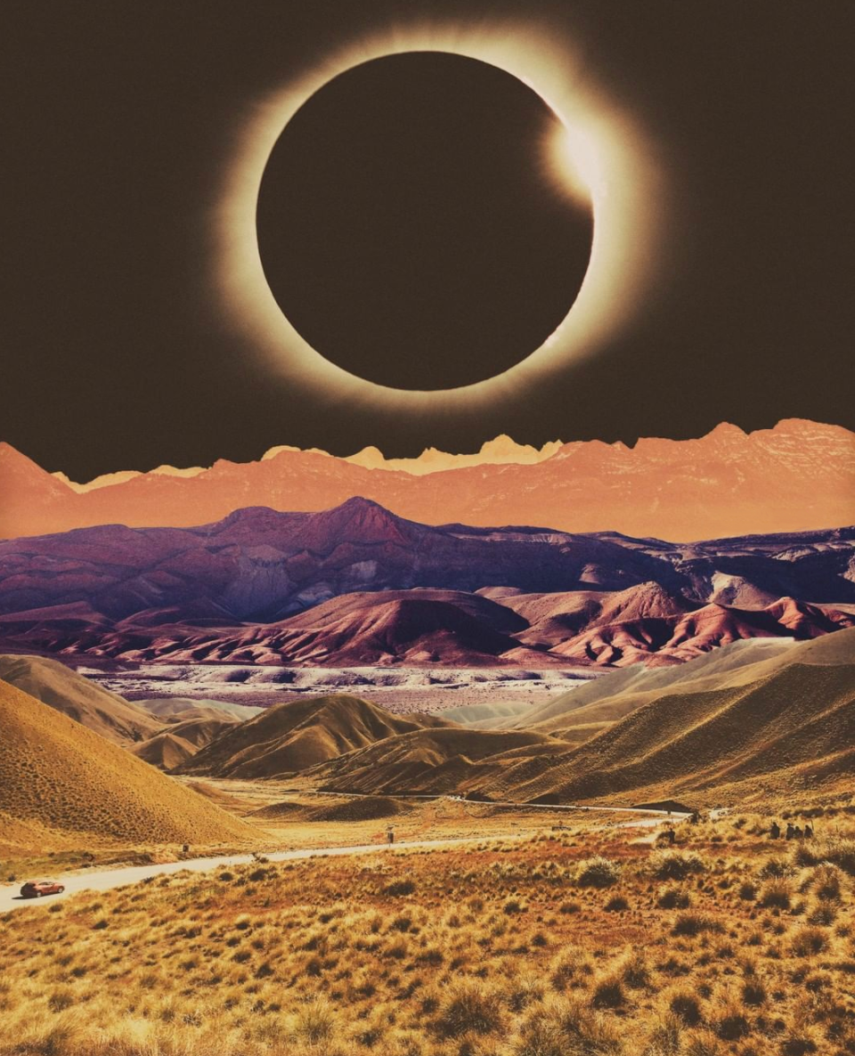 The Summer Solstice Solar Eclipse Accelerates Social Change